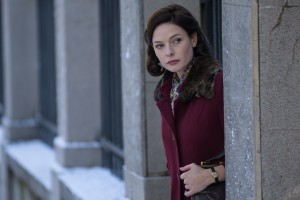 Rebecca Ferguson as Katya in Despite the Falling Snow