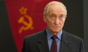 Charles Dance in Despite The Falling Snow