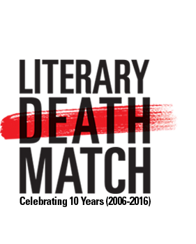 If you're in London this week, come and see Shamim at Literary Death Match in the South Bank!