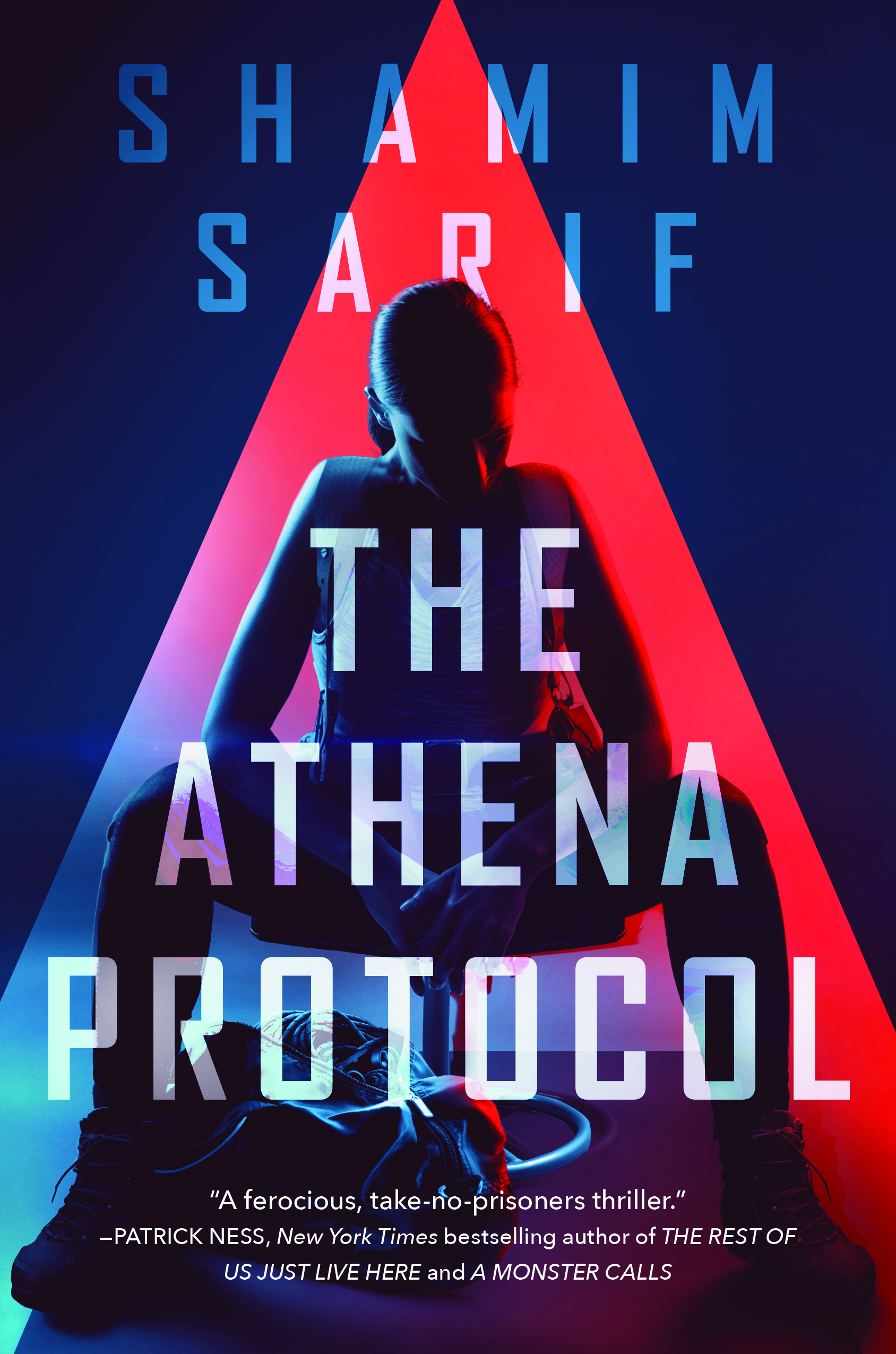 Cover Reveal – The Athena Protocol
